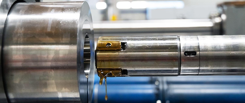 Tieflochbohren Schoeller-Bleckmann Oilfield Technology