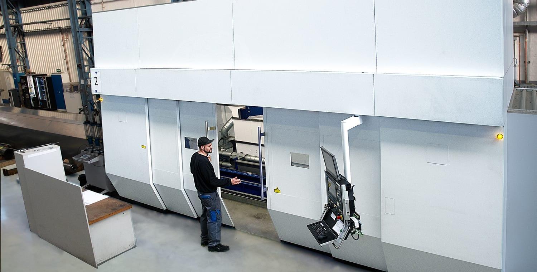 Schweiß-Maschine Schoeller-Bleckmann Oilfield Technology