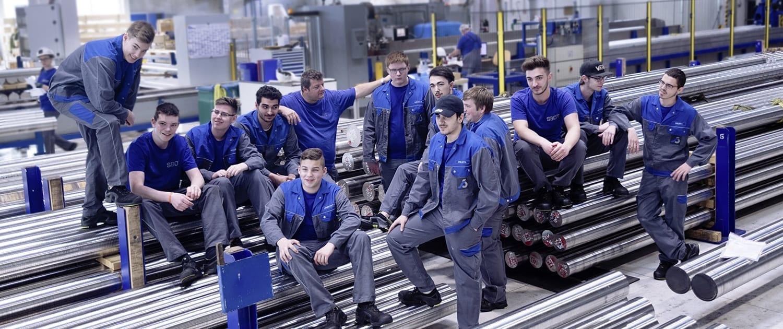 Lehrlinge Schoeller-Bleckmann Oilfield Technology